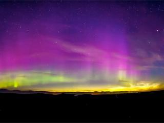 Northen Lights over Caithness