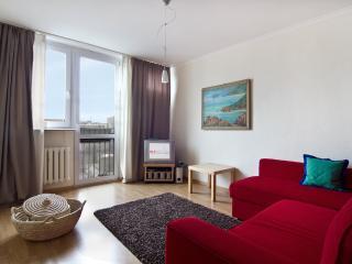 2 Bed. Apartment GRZRYBOWSKA 2, Varsovia