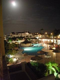 View from Penthouse by Moonlight