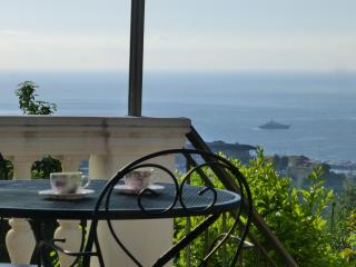 Amazing View Villa in Sanremo with a Private Pool