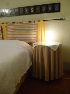 camera da letto principale - particolare