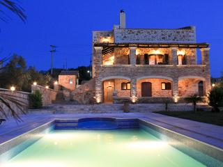 Chania Villa Rental with Pool, Chania Town