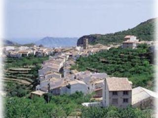 Casa Rural en Tàrbena, Tarbena