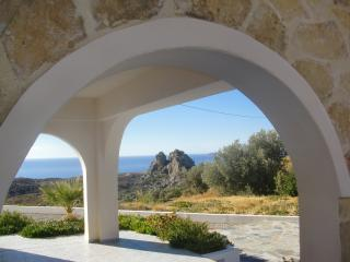 Eleni - view to south