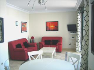 Roda Golf and Beach 2 bed ground floor apartment with private garden