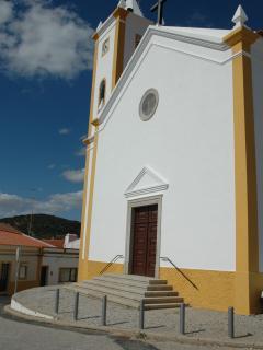 Escoural Church