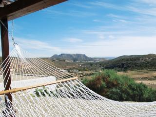 Hammock on Dining Terrace, with sea view