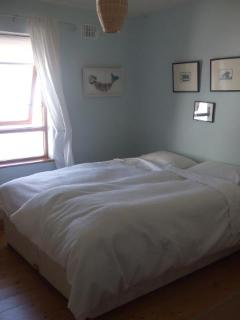 Second bedroom - twin/double bed