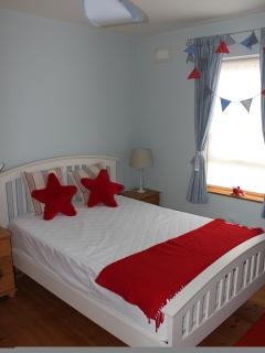 Third bedroom - double bed