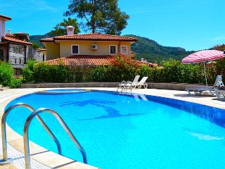 Holiday Apartment in Gocek Terrace life-Palm 38