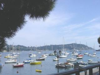 Sea view studio apartment with balcony in Villefranche-sur-Mer