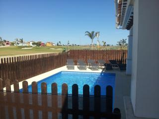 Casa Jacks, Mar Menor Golf with private pool