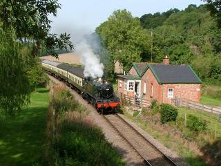 Railway Cottage, Williton