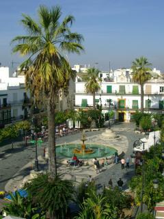 Sanlucar Town -  Plaza de Cabildo Tapas & Bars