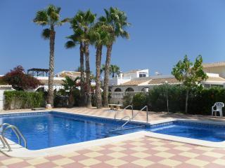 Jolie maison 'Soleil ciel bleu mer' 5per, Murcia