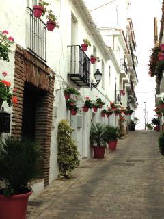 Estepona Old Town