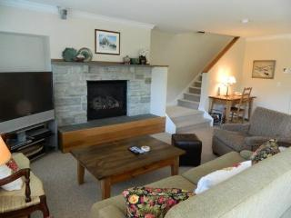 Relax in this lovely 3 BR home at Topnotch Resort and Spa Great views....reserve for summer fun!