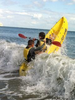 Kayak Hire Sandown Beach