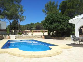 Quiet cul de sac location. Beautiful sunny pool., Moraira