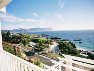 View of False Bay and Muizenberg from Top Balcony