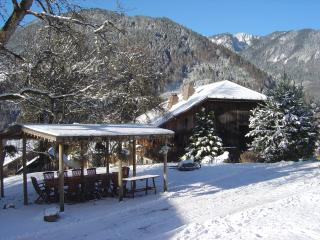 Le Chant du Nant in Winter
