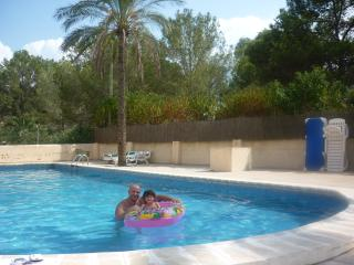 Sheered Pool only for residents in this Residencia