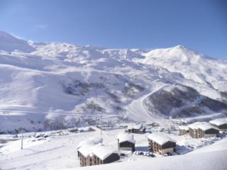 Apt. 1610, Res. Ski Soleil, Les Menuires