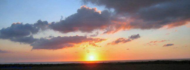 Romantic Sunset in El cotillo