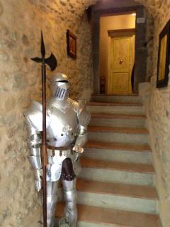Entrata medievale  Hotel