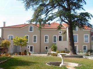 La Villa des Charmilles chambres d'hôtes, Vernoux-en-Vivarais