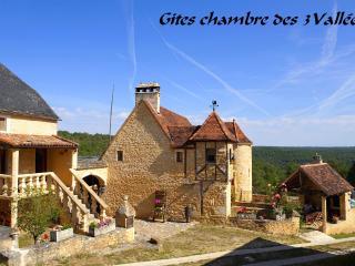 Gites Chambre Des 3 Vallee, Salignac-Eyvigues
