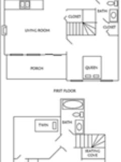 Blue Iris - Floorplan