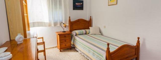 Dormitorio n° 3 con vistas al mar para 1 persona