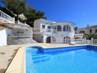 (MJ00079) Large 8 Bed Villa, Moraira