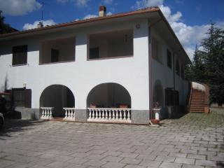 casa in villa, L'Aquila