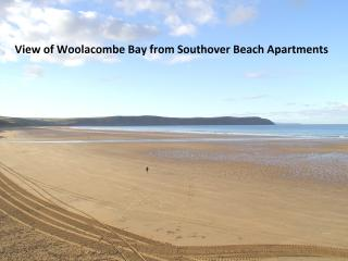 Southover Beach Apt 8 Luxury seafront Penthouse