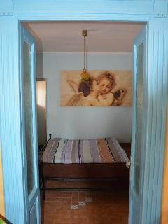 bedroom with double bed for heavenly dreams