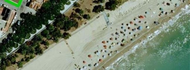 A sólo 20 metros de la playa con vistas al mar! (vista aerea)