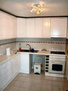 Isabella Apartment Kitchen
