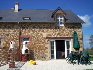 Strawberry cottage, Domfront