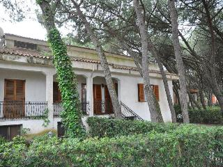 Villa dei Pini, Sessa Aurunca