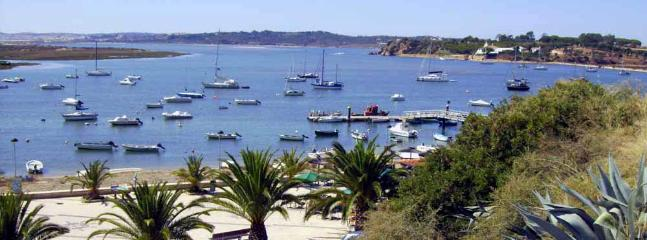 Alvor - Harbour area