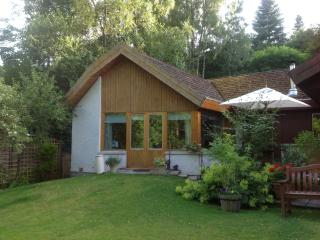The Pine Cone near  Banchory -the ultimate retreat