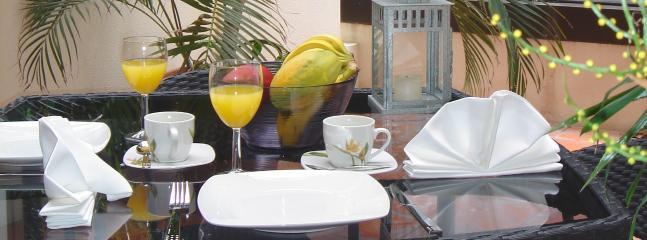 Breakfast at Terrace