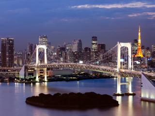 Odaiba: Tokyo Beach side condo