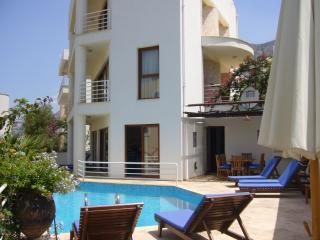 The Terrace & Pool