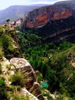 Castle Hill, climbing area