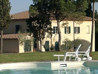 Villa Vinacciolo, Marciano della Chiana
