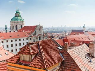 Ludmila, Praag