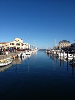 Marseillan Harbour